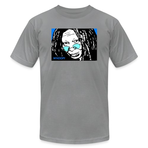 WHOOPI - Unisex Jersey T-Shirt by Bella + Canvas
