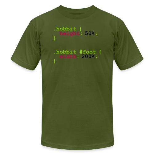 The Hobbit Code - Unisex Jersey T-Shirt by Bella + Canvas