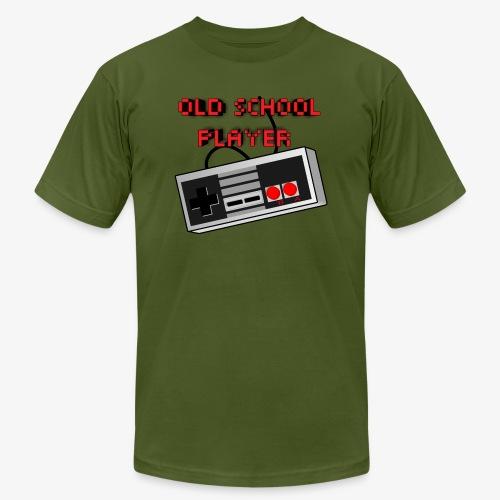 Old School Player - Men's Jersey T-Shirt