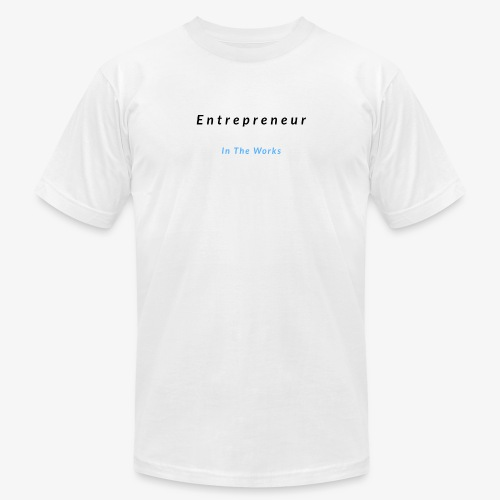 Entrepreneur In The Works - Men's  Jersey T-Shirt