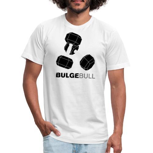 bulgebull_dumbble - Unisex Jersey T-Shirt by Bella + Canvas