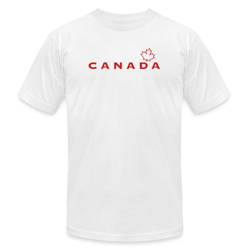Canada - Unisex Jersey T-Shirt by Bella + Canvas