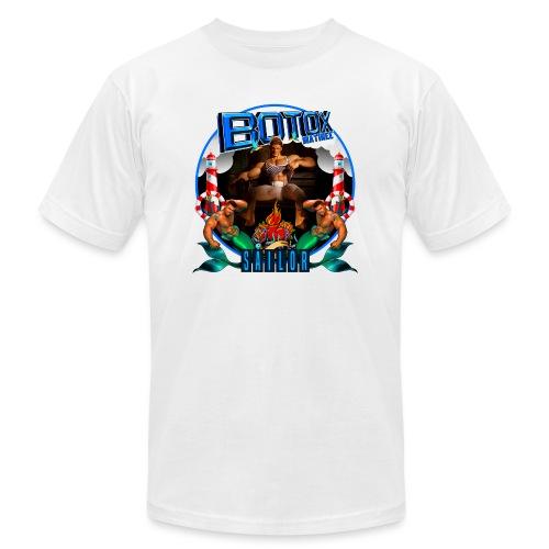 BOTOX MATINEE SAILOR T-SHIRT - Unisex Jersey T-Shirt by Bella + Canvas