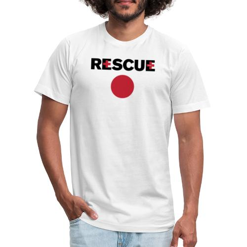 bulgebull japan relief 2 - Unisex Jersey T-Shirt by Bella + Canvas