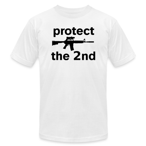 PROTECT THE 2ND - Unisex Jersey T-Shirt by Bella + Canvas