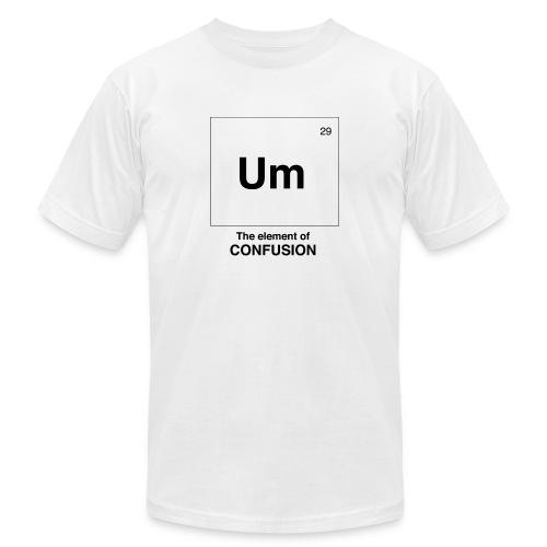 Um - Unisex Jersey T-Shirt by Bella + Canvas