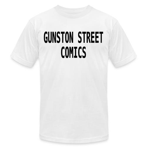 GUNSTON STREET COMICS - Unisex Jersey T-Shirt by Bella + Canvas
