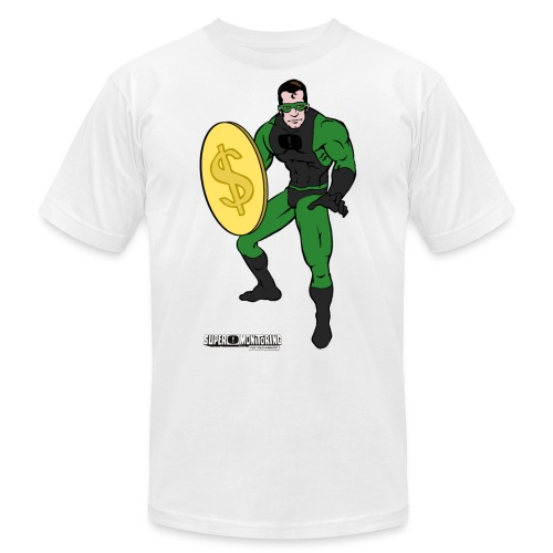 Superhero 4 - Men's Jersey T-Shirt
