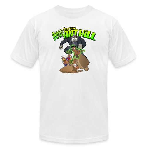 Ant Bully - Unisex Jersey T-Shirt by Bella + Canvas