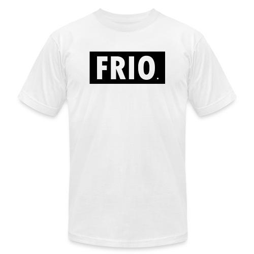 Frio shirt logo - Unisex Jersey T-Shirt by Bella + Canvas