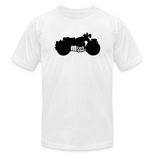 mint400 2013 - Unisex Jersey T-Shirt by Bella + Canvas