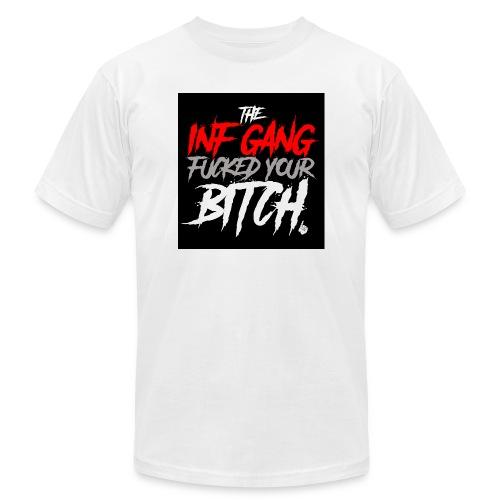 inf_gang_black - Men's  Jersey T-Shirt