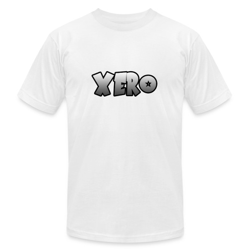 Xero (No Character) - Unisex Jersey T-Shirt by Bella + Canvas
