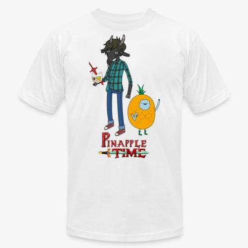 Pinapple Time Inside Joke T-Shirt - Men's  Jersey T-Shirt