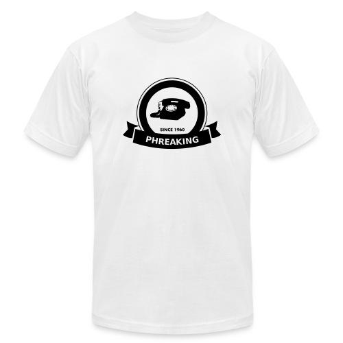 Phreaking - Unisex Jersey T-Shirt by Bella + Canvas