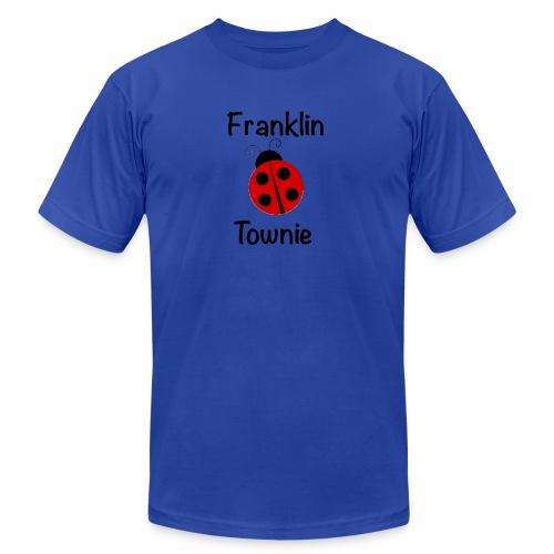 Franklin Townie Ladybug - Men's  Jersey T-Shirt