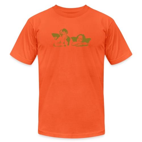 Raphael's angels - Unisex Jersey T-Shirt by Bella + Canvas