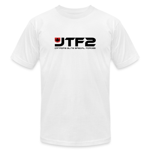 JTF2 - Unisex Jersey T-Shirt by Bella + Canvas