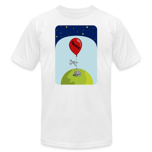 dreams balloon and society 2018 - Men's  Jersey T-Shirt