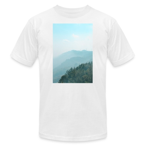 Hilly Stack - Men's  Jersey T-Shirt