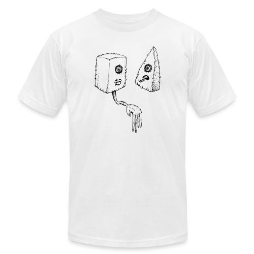 Forbidden Love - Unisex Jersey T-Shirt by Bella + Canvas