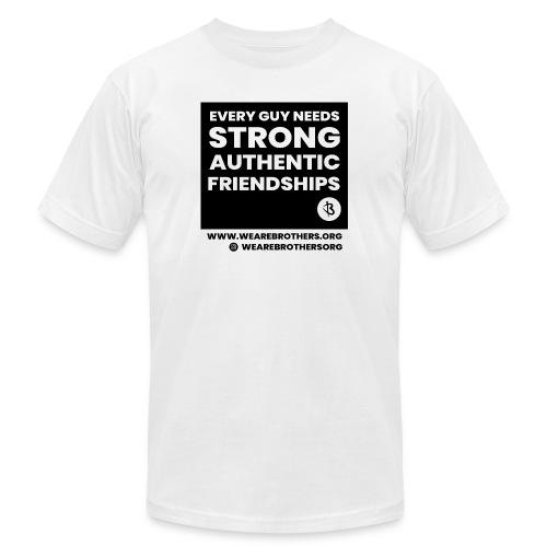 Brothers T-Shirt - Men's Jersey T-Shirt