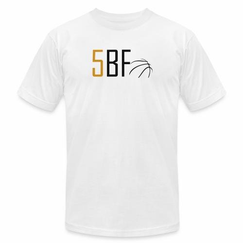 Five Ballers Friends - Unisex Jersey T-Shirt by Bella + Canvas