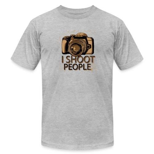 Photographer - Men's  Jersey T-Shirt