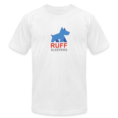 ruffsleepers logo 01 - Men's  Jersey T-Shirt