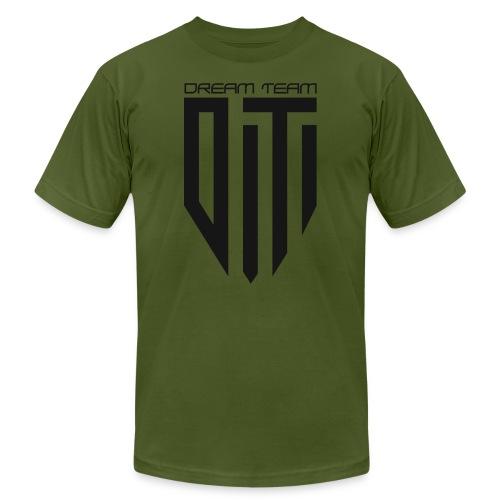 1 - Men's  Jersey T-Shirt