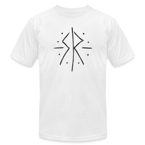 Sun Kissed Kid Black Logo - Men's  Jersey T-Shirt