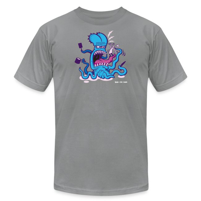 Powder blue Extreme Cooking Long Sleeve Shirts