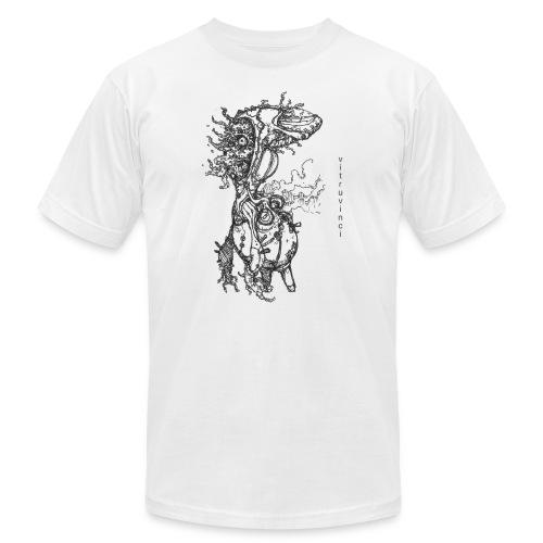 AT-AT Bioweapon - Men's  Jersey T-Shirt