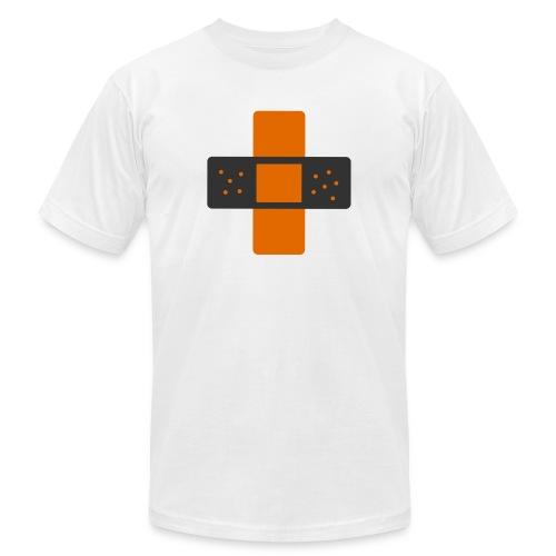 bloggingaid-icon - Unisex Jersey T-Shirt by Bella + Canvas