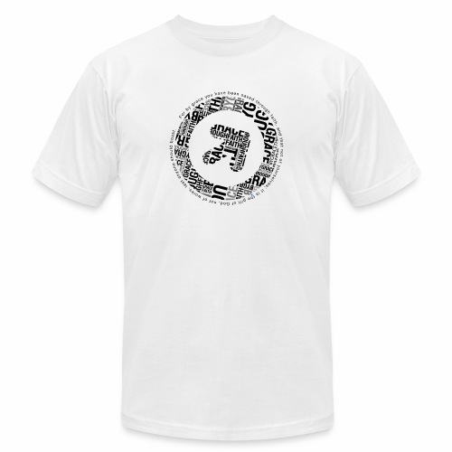Circle of Life - Unisex Jersey T-Shirt by Bella + Canvas