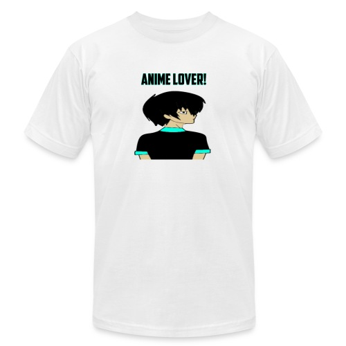 anime lover - Men's  Jersey T-Shirt