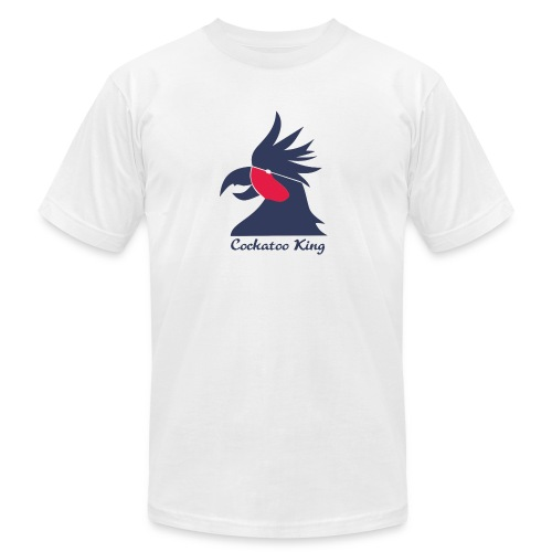 Cockatoo Logo - Men's Jersey T-Shirt