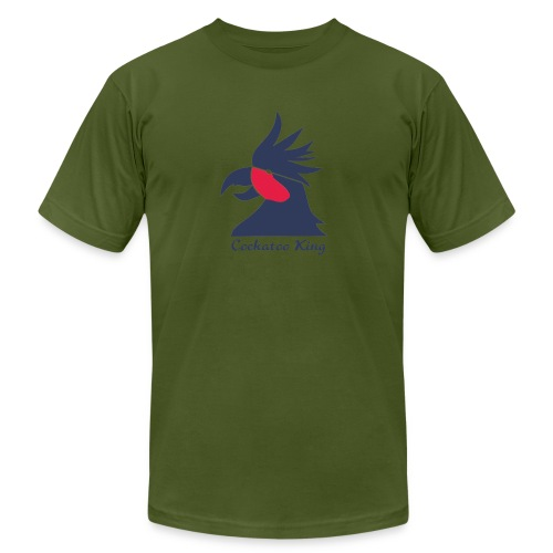 Cockatoo Logo - Men's Jersey T-Shirt