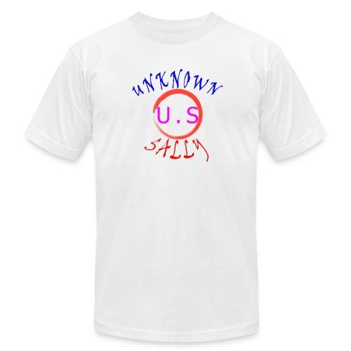 Initial Hoodie - Men's  Jersey T-Shirt