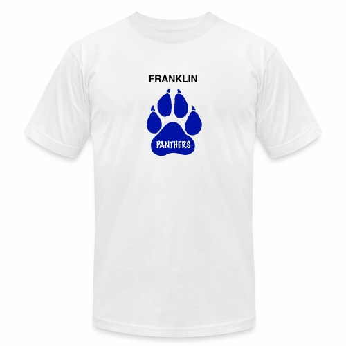 Franklin Panthers - Unisex Jersey T-Shirt by Bella + Canvas