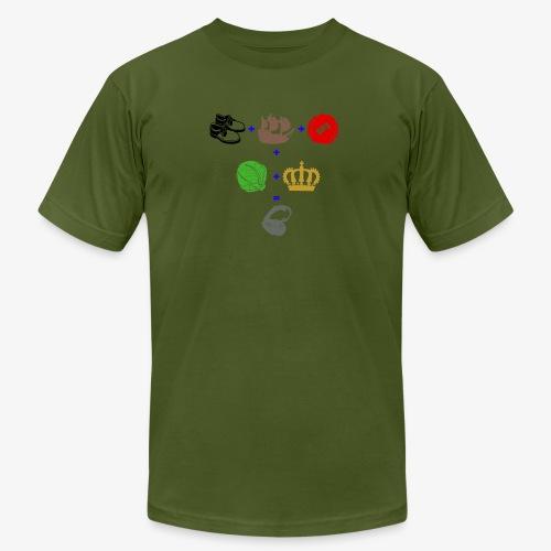 walrus and the carpenter - Men's  Jersey T-Shirt