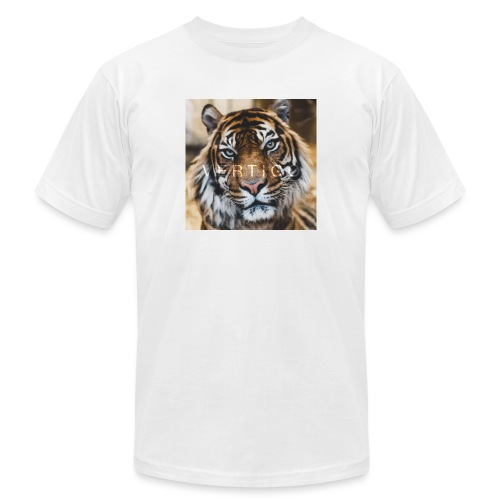 Tiger Vertigo - Unisex Jersey T-Shirt by Bella + Canvas