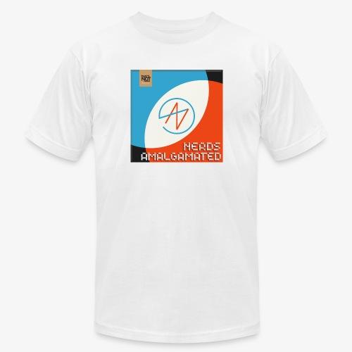 Top Shelf Nerds Cover - Unisex Jersey T-Shirt by Bella + Canvas