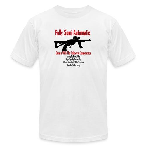 Fully Semi-Automatic - Men's  Jersey T-Shirt