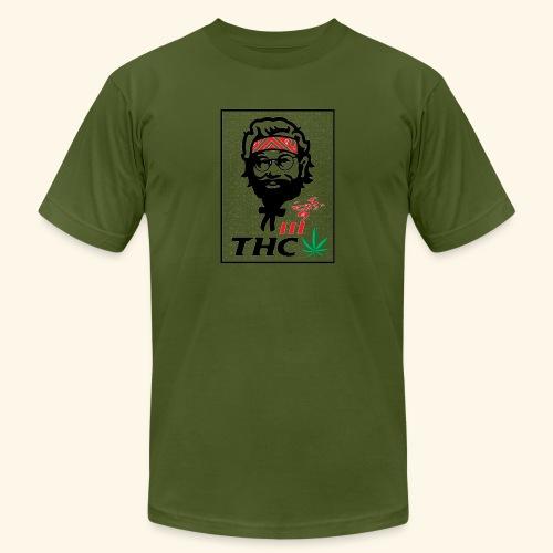 THC MEN - THC SHIRT - FUNNY - Men's  Jersey T-Shirt