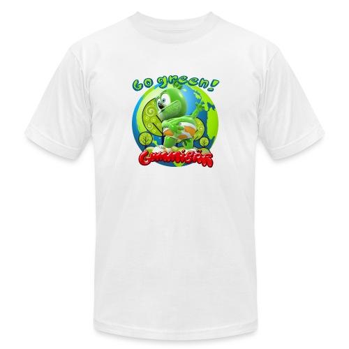 Gummibär Go Green Earth Day Earth - Unisex Jersey T-Shirt by Bella + Canvas