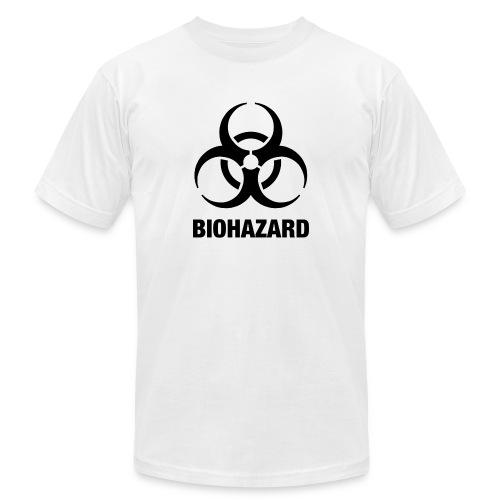 Biohazard - Men's  Jersey T-Shirt