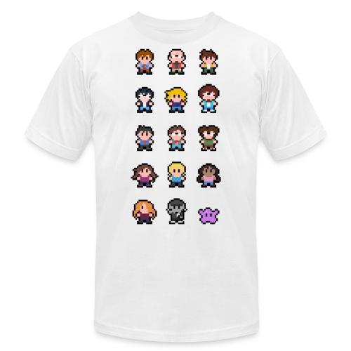 rpgishshirt2 png - Unisex Jersey T-Shirt by Bella + Canvas
