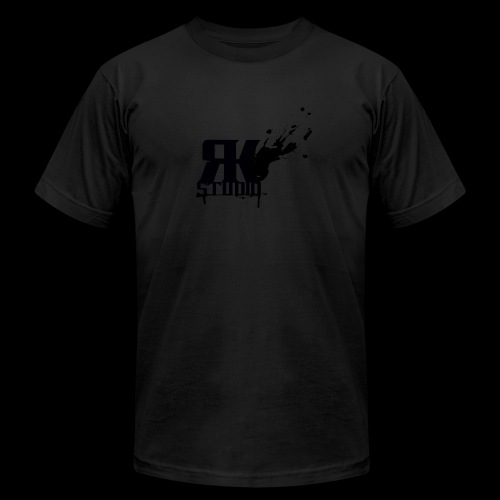 RKStudio Black Version - Men's Jersey T-Shirt