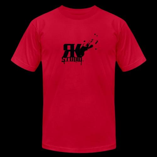 RKStudio Black Version - Unisex Jersey T-Shirt by Bella + Canvas